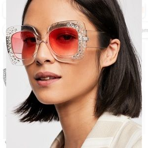 Free People Feel the Groove Sunnies